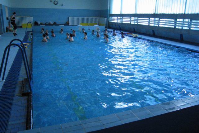 Bazén v Moravské Třebové