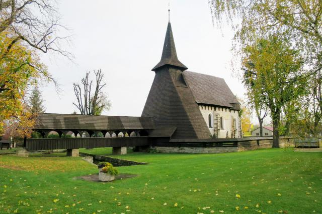 Kostel sv. Bartoloměje v Kočí u Chrudimi