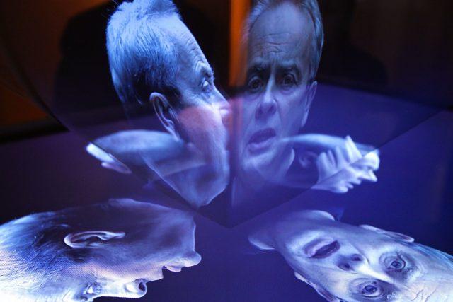 Hologram Alexandr Hemala