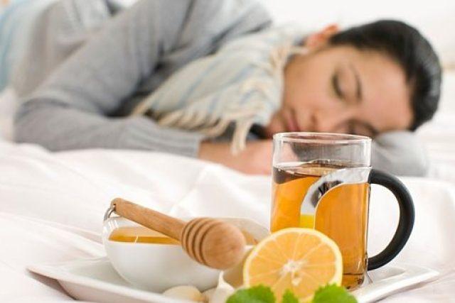 Chřipka a nachlazení