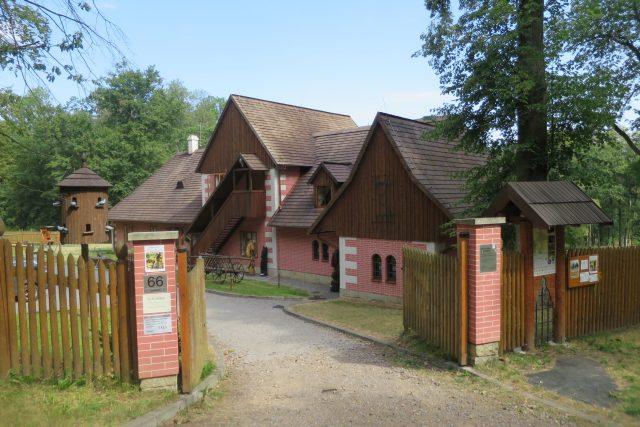 Z historické salaše se v roce 2012 stalo Interaktivní muzeum starokladrubského koně