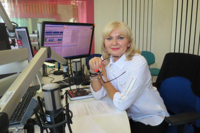 Lada Klokočníková,  vedoucí programu Českého rozhlasu Hradec Králové | foto: Milan Baják,  Český rozhlas