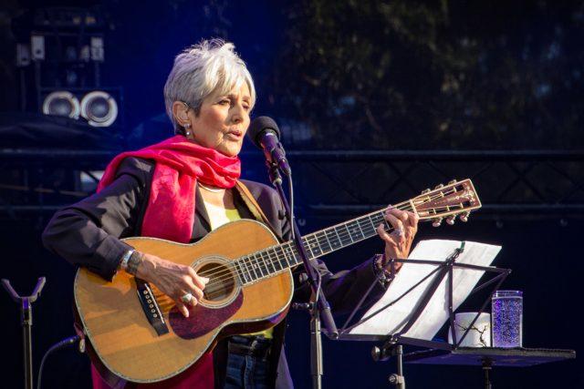 Paléo 2015 – Joan Baez