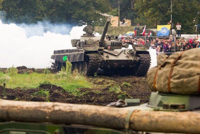 Do kasáren na Dukle v Pardubicích se vrátí tanky a další bojová technika