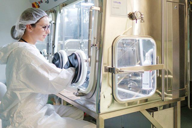 Společnsot Contipro patří mezi největším výrobce kyseliny hyaluronové na světě
