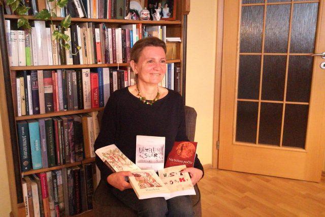 Spisovatelka Klára Gočárová | foto: archiv Kláry Gočárové