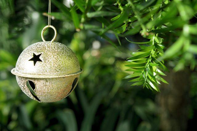 Vánoce,  rolnička | foto: Pixabay