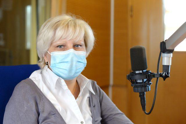 Imunoložka Zuzana Bílková