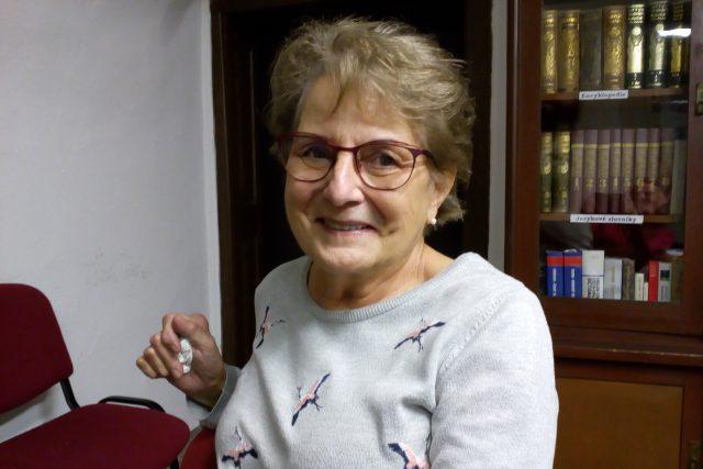 Jiřina Duchoslavová rozená Smékalová je dcerou pekaře