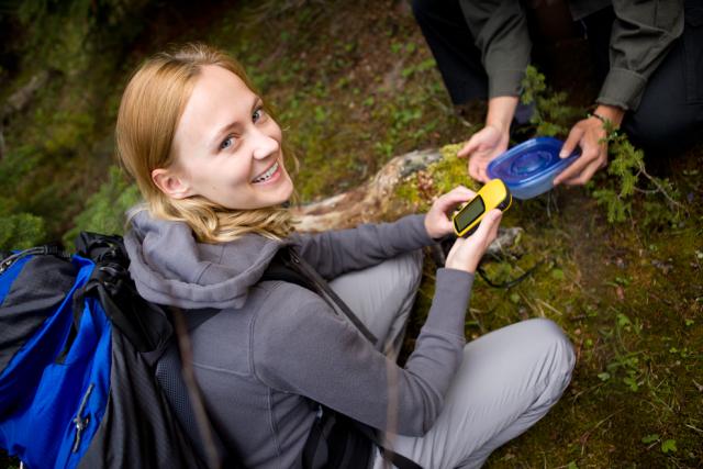 Geocaching | foto: Tyler Olson,  Shutterstock,  CC0 1.0