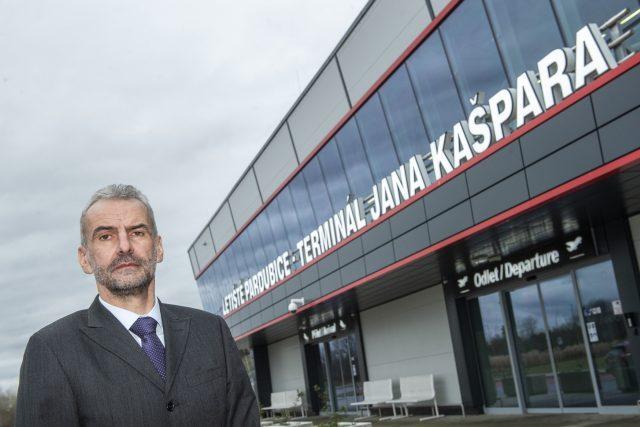 Nový ředitel Letiště Pardubice Ivan Čech