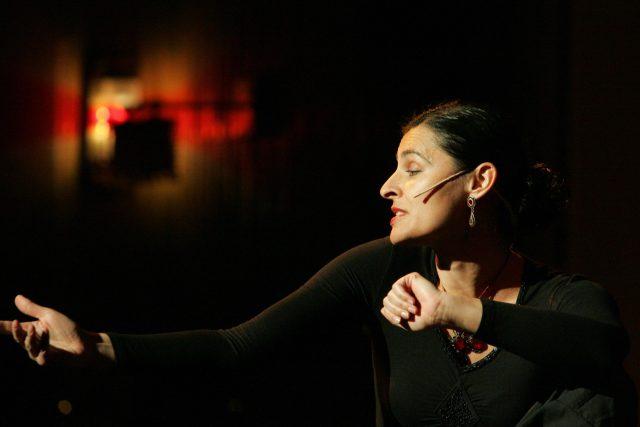 Zpěvačka Edita Adlerová   foto: Ondřej Littera,  MAFRA / Profimedia