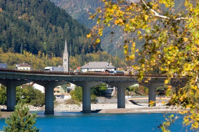 V Brennerském průsmyku budou muset cyklonadšenci vystoupat do 1370 metrů  (ilustrační foto) | foto: Profimedia