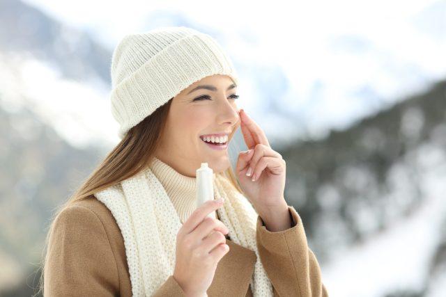 Péče o pokožku je v zimě ještě důležitější