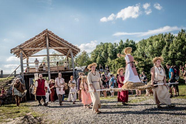 Země Keltů - svátek Lughnasad | foto: Jaromír Zajda Zajíček