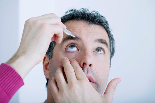 Oční kapky