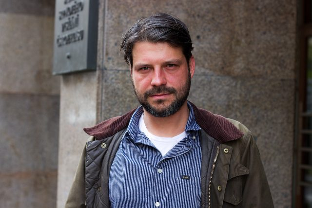 Tomáš Hodan | foto: Michael Erhart,  Český rozhlas