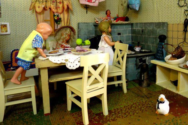 Kuchyně z období první republiky