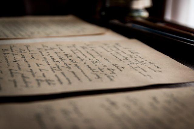 Dopis (ilustrační foto)