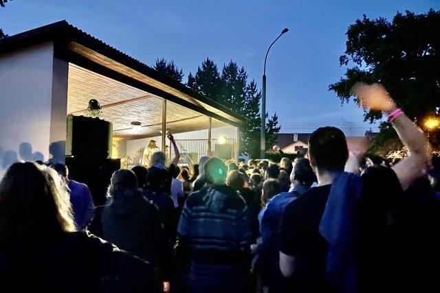 Pardubice jsou líheň skvělých muzikantů a výjimečných kapel | foto: Šárka Rusnáková,  Český rozhlas