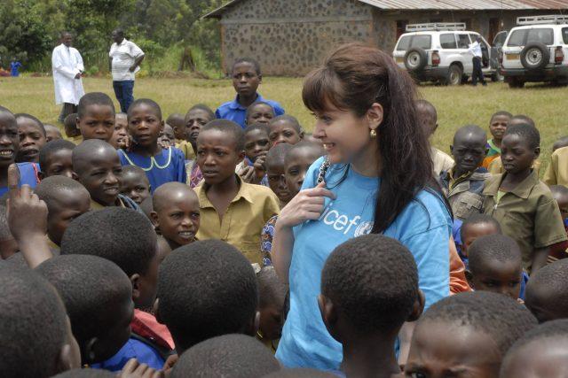 Ředitelka Českého výboru UNICEF Pavla Gomba   foto: David Cysař