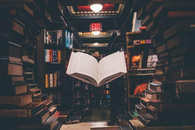 knihy | foto: Unsplash,  CC0 1.0