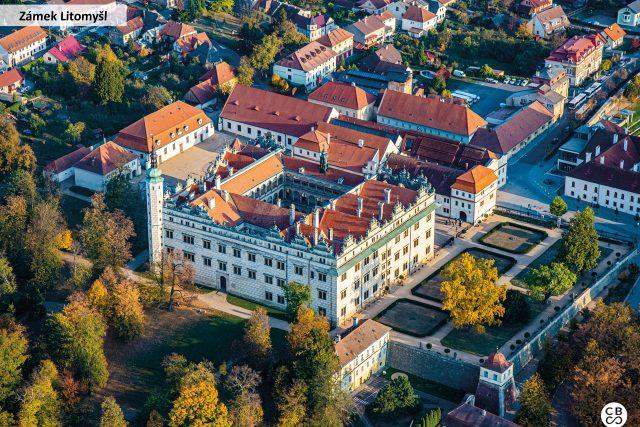 Litomyšl není jen rodištěm skladatele Bedřicha Smetany, ale předvším skvostným historickým městem, jemuž dominuje úžasný renesanční zámek