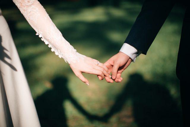 Svatba,  manželství,  nevěsta,  ženich,  láska  (ilustrační foto) | foto: Pixabay