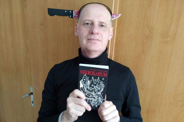 Petr Boček jako autor hororové literatury