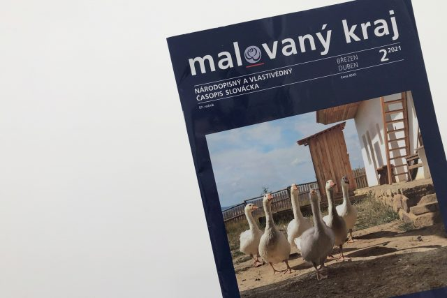 časopis Malovaný kraj | foto: Ludmila Opltová,  Český rozhlas