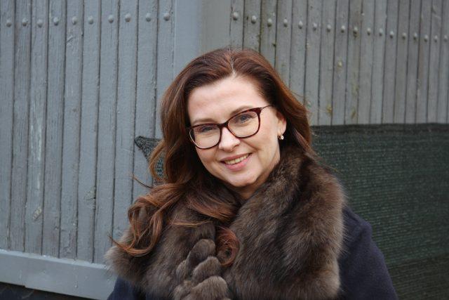 Dana Morávková | foto: Jana Myslivečková,  Český rozhlas