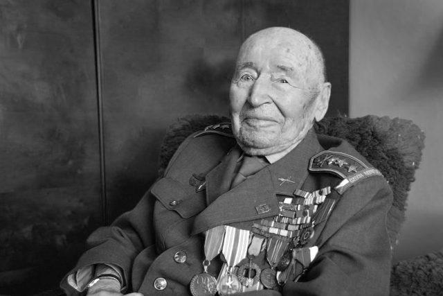 Plukovník Vasil Timkovič prošel gulagem i Duklou