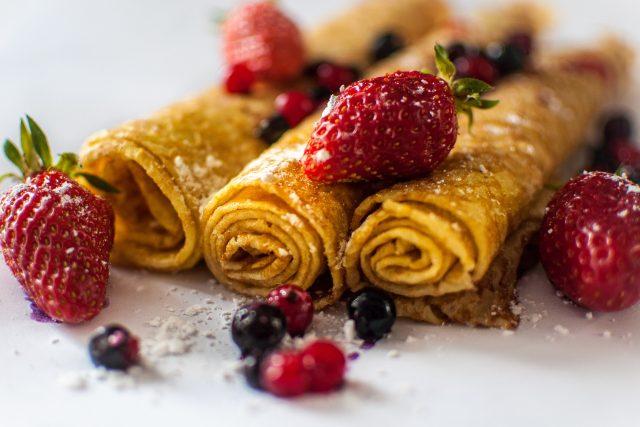 Italové mají pizzu a Francouzi palačinky  (ilustrační foto) | foto: Fotobanka Pixabay