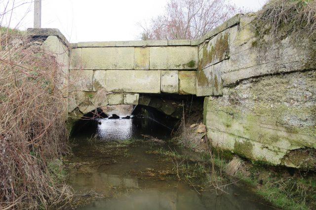 Třebařovský akvadukt dnes