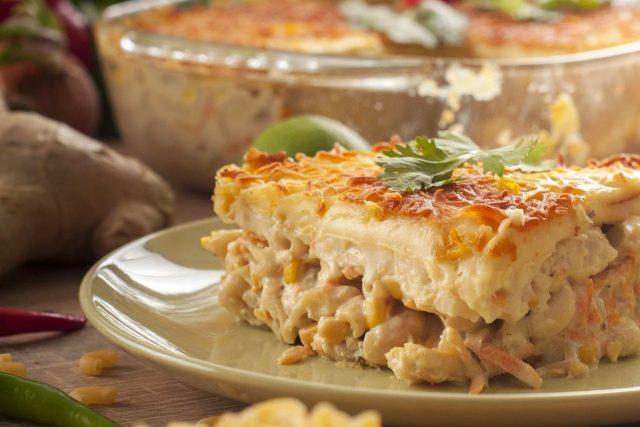 Zapečené těstoviny patří k nejmilovanějším a nejrychlejším jídlům | foto: Fotobanka Pixabay