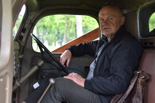 František Bobek je správcem Larischovy vily