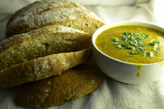 Hustá polévka vás nasytí i zahřeje  (ilustrační foto) | foto: Fotobanka Pixabay
