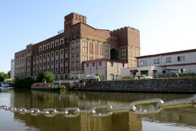 Winternitzovy automatické mlýny stojí na prahu svojí nové éry | foto: Tereza Brázdová,  Český rozhlas
