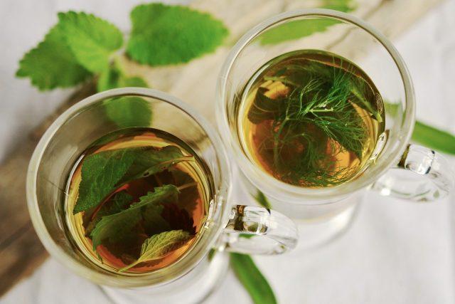 Bylinkový čaj  (ilustrační foto) | foto: Fotobanka Pixabay