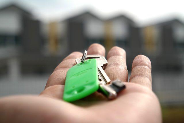 Hypotéka je často jedinou cestou,  jak se dostat k vlastnímu bydlení  (ilustrační foto) | foto: Fotobanka Pixabay,  CC BY 1.0