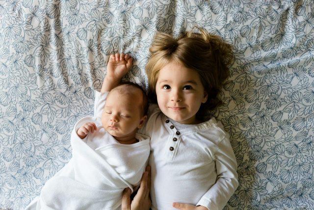 Děti, sourozenci, bratři