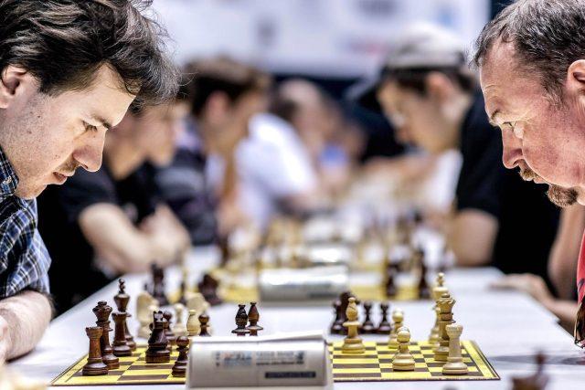 Šachový turnaj Czech Open v Pardubicích
