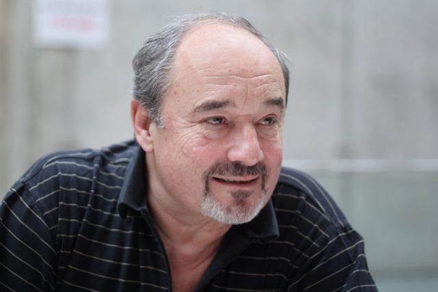 Herec Viktor Preiss | foto: Elena Horálková,  Český rozhlas,  Český rozhlas