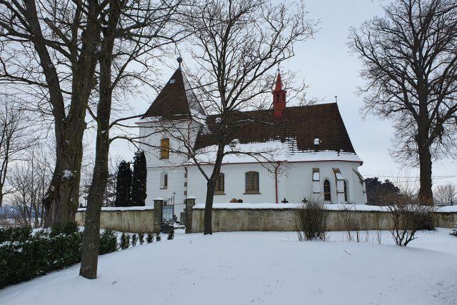 Kostel svatého Prokopa v Chotovicích