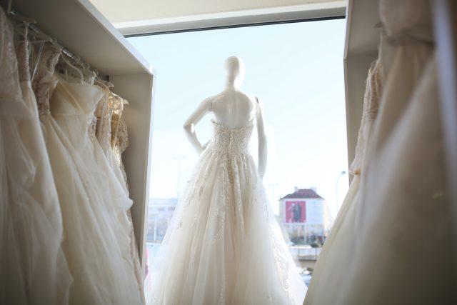 svatebky - svatba - svatební šaty