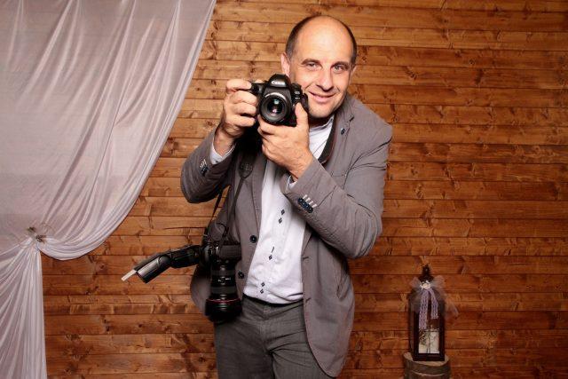 Radek Pavlík je profesionální fotograf