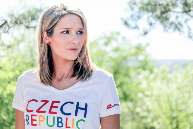Moderátorka Barbora Černošková | foto: Hana Kymličková,  Archiv Barbory Černoškové