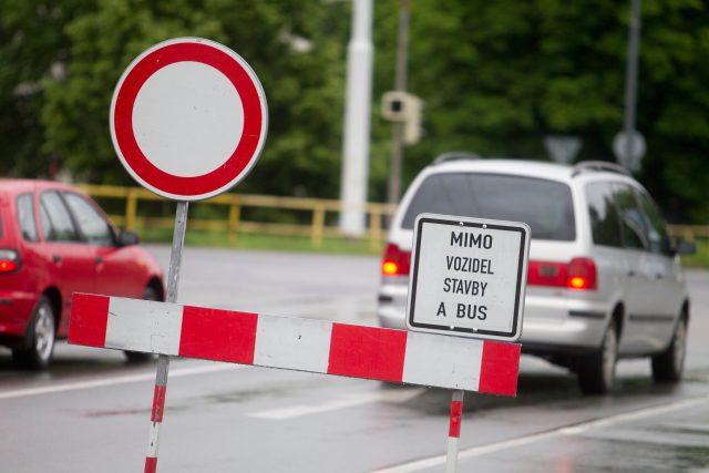 Přestavba křižovatky potrvá do poloviny října  (ilustrační foto) | foto: Profimedia