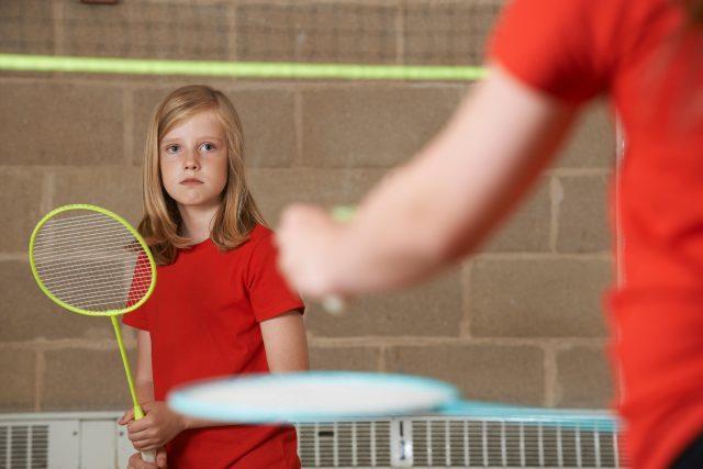 Badminton (ilustrační foto)