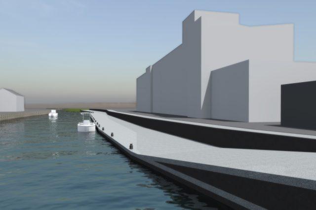 Technická studie pardubické náplavky by měla být základem pro budoucí architektonickou studii